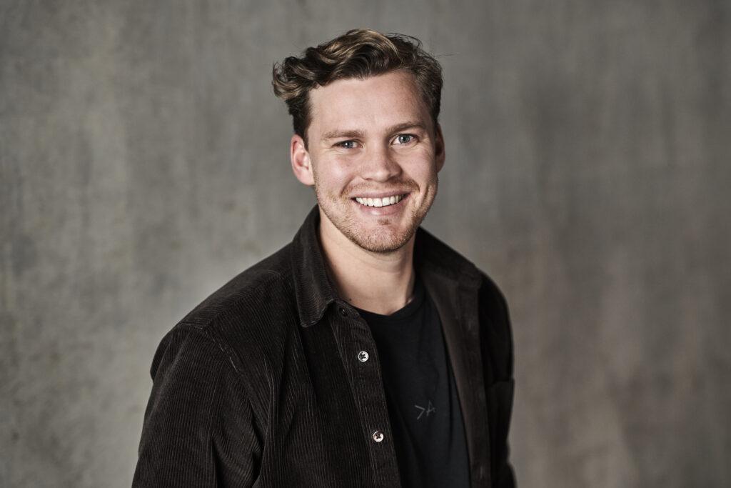 Henning Patricksson, Produktansvarlig i SLIDEDRAIN AS