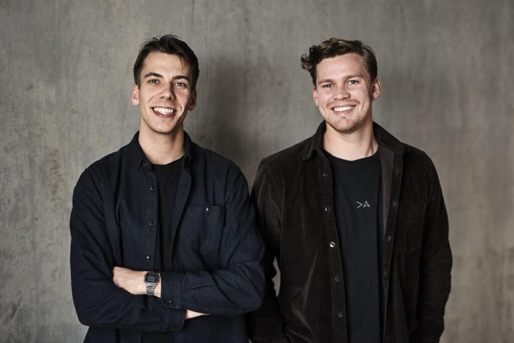 SLIDEDRAIN AS er en ung oppstartbedrift med utskudd fra NTNU Trondheim. Bedriften styres av Stian Bongard og Henning Patricksson