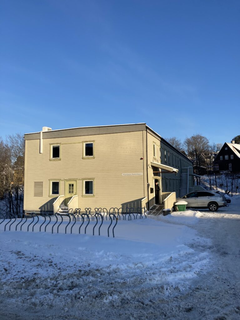 Slidedrain AS har kontorer på Gründerbrakka på NTNU Trondheim
